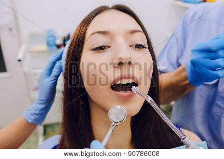 Visit To The Dentist