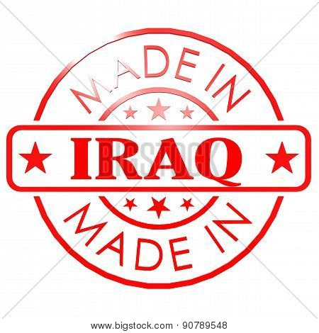 Made In Iraq Red Seal