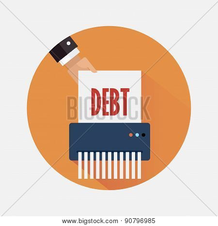Business strategy for debt elimination