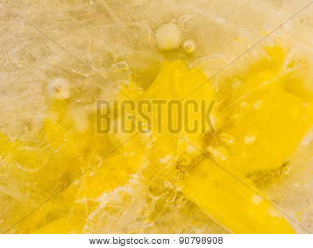 Yellow Abstraction