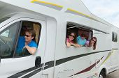pic of camper  - Family vacation - JPG