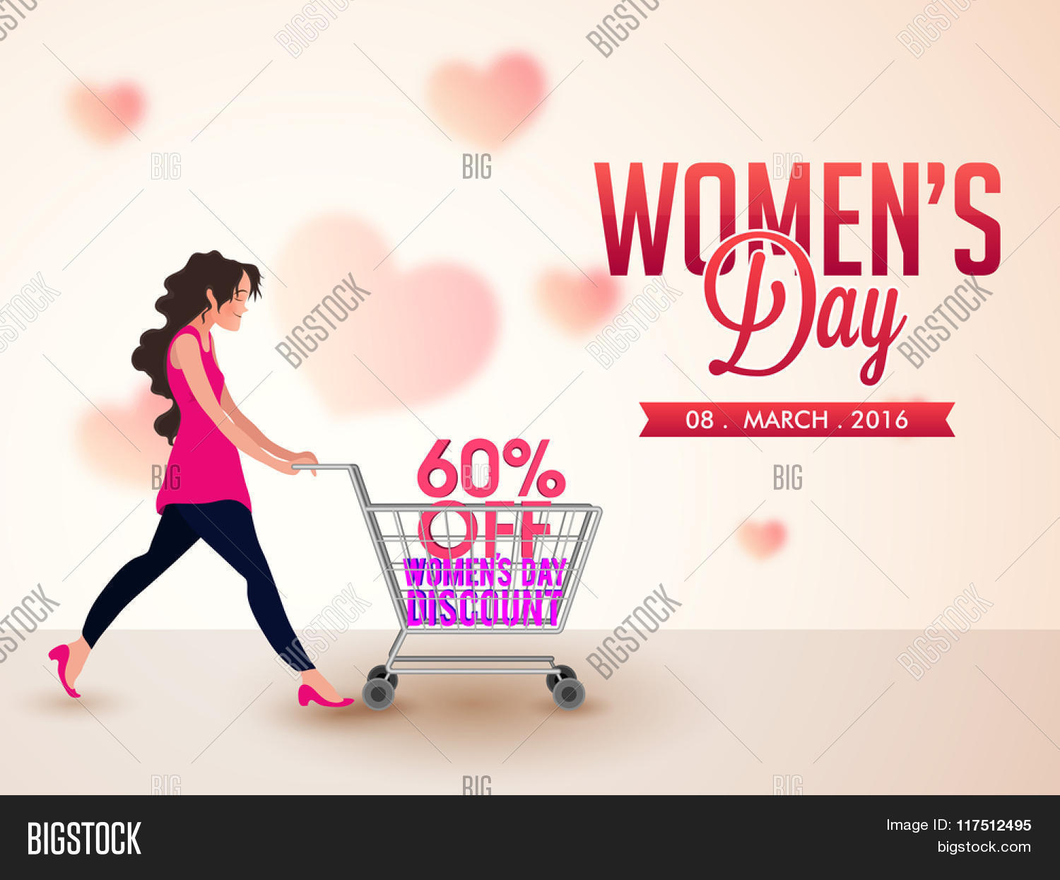 creative poster banner or flyer design of 60% discount creative poster banner or flyer design of 60% discount offer on occasion