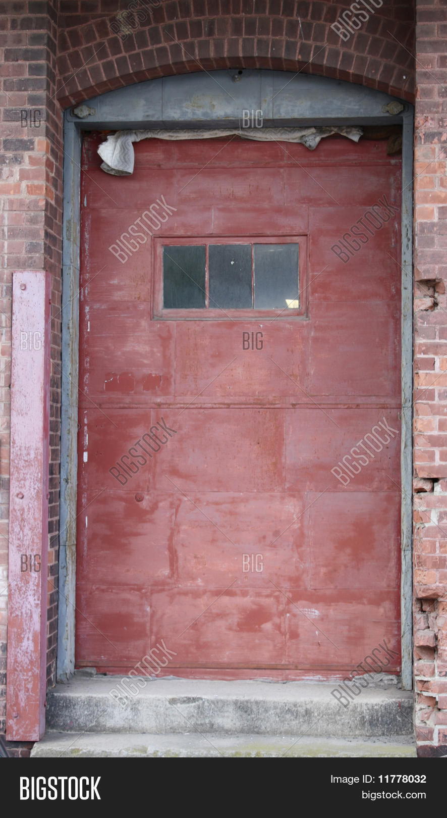 High Quality Old Factory Door