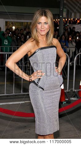 Jennifer Aniston at the Los Angeles Premiere of