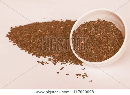Loose Tea Bowl Vintage