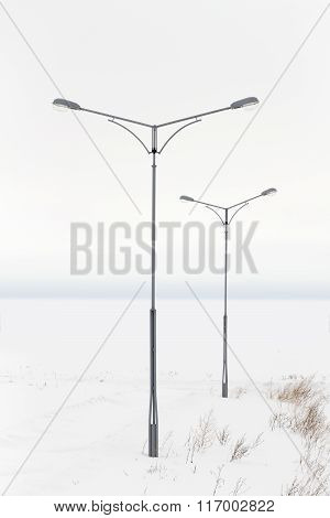 Poles In The Field Of Lighting
