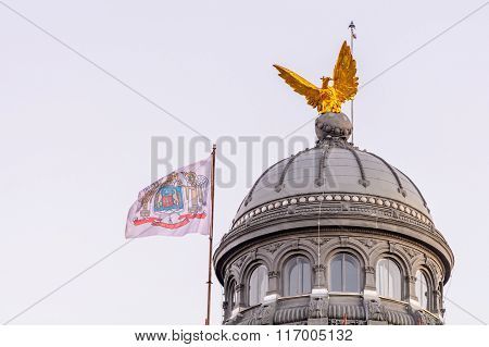 Bucharest, Romania - January 4: Romanian Metropolitan Church On January 6, 2016 In Bucharest.