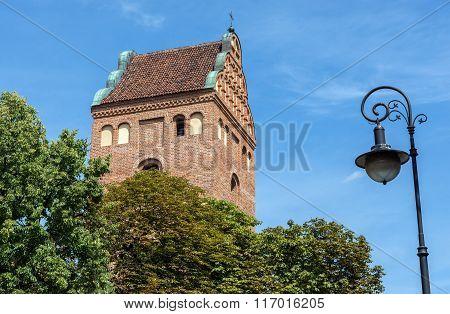 Church In Warsaw
