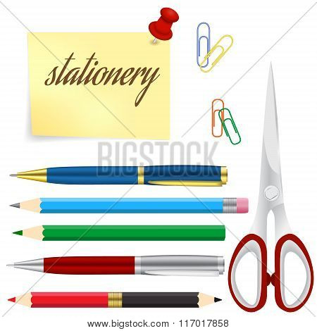 School And Business Stationery