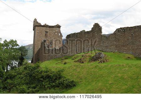 Urquhart Castle, Scotland