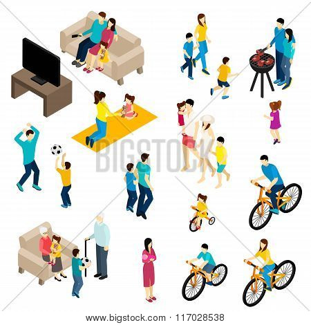 Family Isometric Set