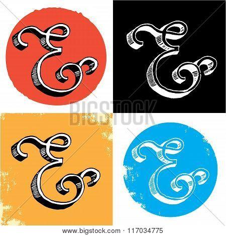 Set Of Ampersands.