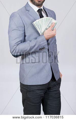 Money man