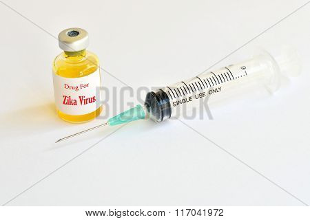 Zika virus treatment