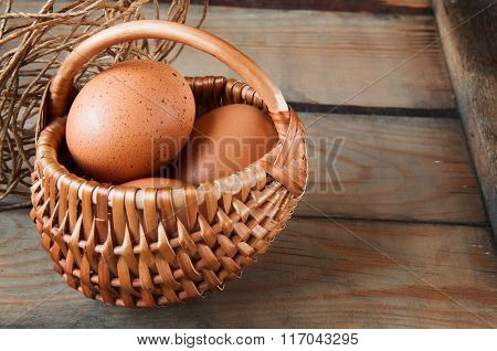 Eggs In The Basket