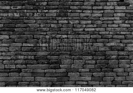 Aged Brick Wall Texture.