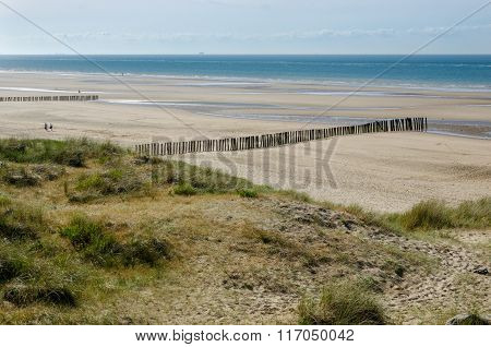 Wooden Breakwaters