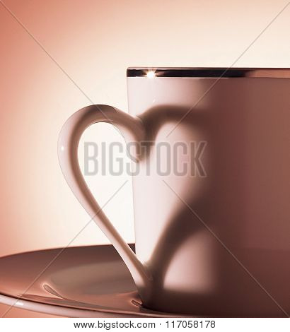 Cup of heart