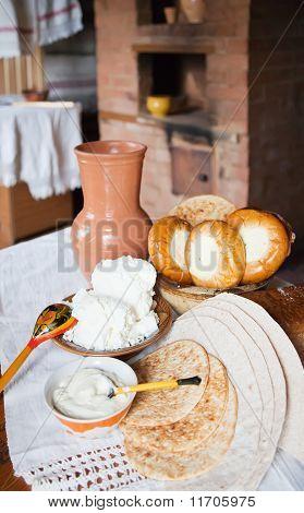 Farm-style Meal