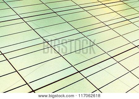 seamless texture of a solar panel closeup. Invert color photo