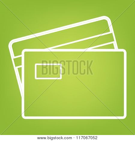 Credit Card line icon