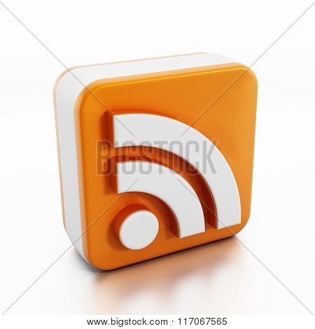 Rss Or Feed Icon