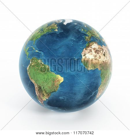 Earth Isolated