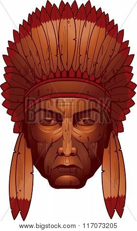 Wooden Chief