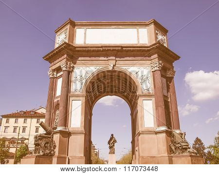 Turin Arch Vintage