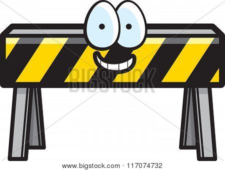 Barricade Smiling