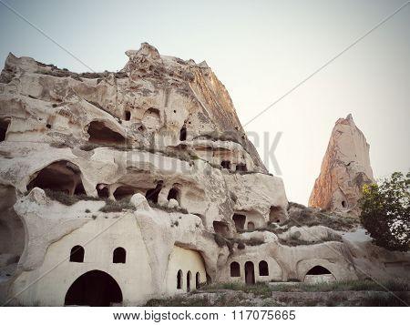 Unusual House Cappadocia, Turkey.