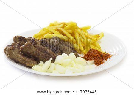 Food Of The Balkans