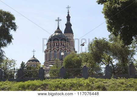 Annunciation Cathedral In Kharkiv