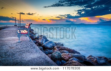 Sunrise On Kos Island