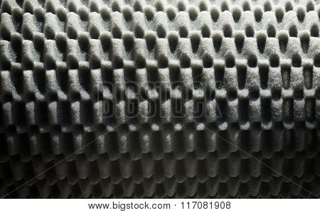 Abstract Background - Foam Rubber