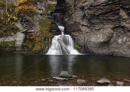 Mine Kill Waterfall