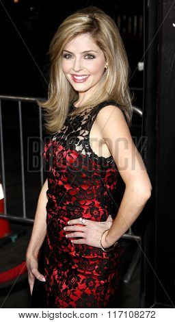 Jen Lilley at the Los Angles Premiere of