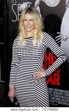 Chelsea Handler at the Los Angles Premiere of