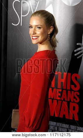 Kristin Cavallari at the Los Angles Premiere of