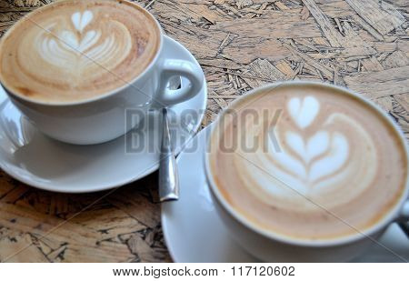 Coffee with love for 2