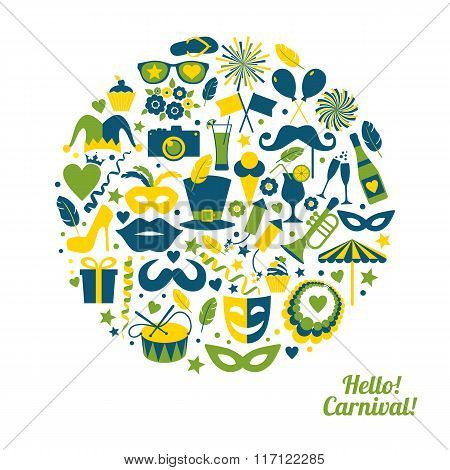 Carnival Vector Illustration