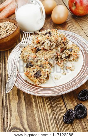 Casserole Of Buckwheat