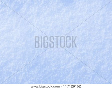 White Fluffy Snow Frosty Winter