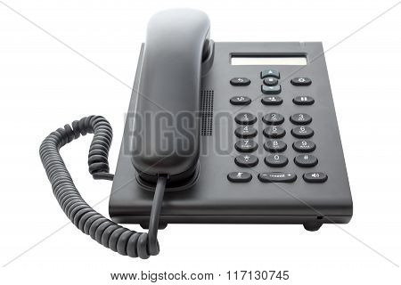 Voip Phone With Lcd Display