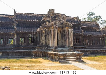 Cambodia, Angkor Archaeological Park