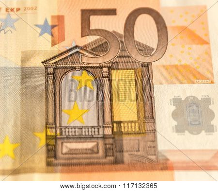 50 Euro Coin