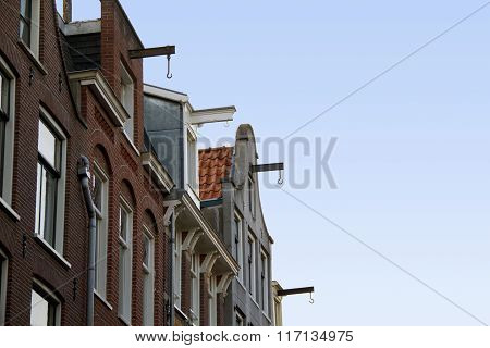 Gables Of Amsterdam Houses