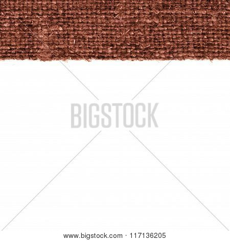Textile Thread, Fabric Space, Cinnamon Canvas, Styled Material, Old-fashioned Background