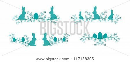 Easter Decoration Lines