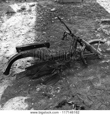 Old Kid Cycle